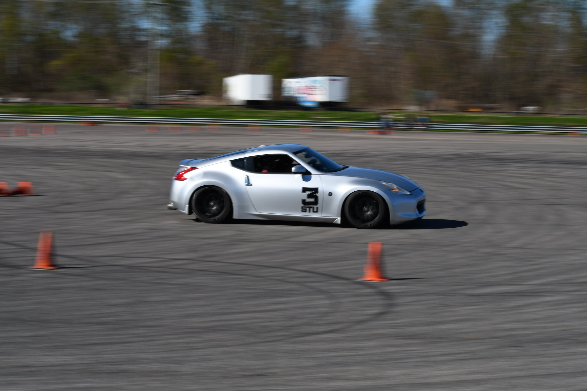 April 2020 Autocross Event